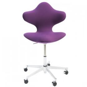 Varier Active Purple Metal Base front.jpg © Variér Furniture AS